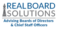 Real Board Solutions | Board Governance